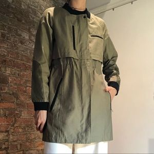 Coming Step utility jacket